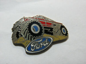 Ford Monster Truck Pin