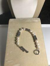 Lori Bonn Pearl Bracelet