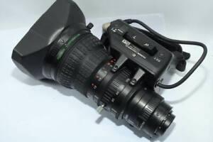 FUJINON A20x8.6BRM-SDC  Camcorder 2/3 B4 mount TV Zoom Lens