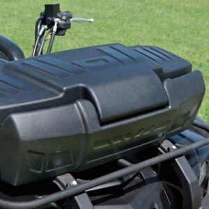 NEW YAMAHA UTILITY ATV RIGID CARGO BOXES BLACK FRONT TRUNK DBY-ACC56-00-69