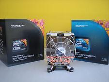 Intel Extreme Desktop Heatsink Fan for  Core I7-980X 3.33 GHZ Socket LGA1366 New