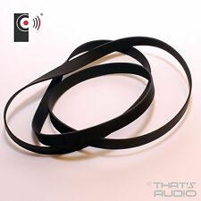 Fits THORENS  Replacement Turntable Belt TD166 Mk5 & Mk6 - That's Audio