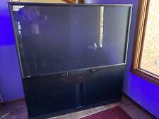65� Mitsubishi rear-projection Tv Ws-65869