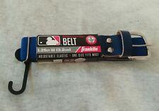Franklin Baseball/Softball Belt Adjustable Blue Elastic 22-42 Inches 1.25 Wide âš¾