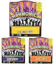 Kinder Mundharmonika Musikinstrument Spielzeug Geburtstag Weihnachten