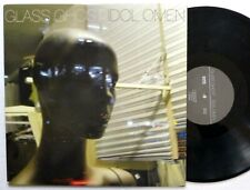 GLASS GHOST Idol Omen 2009 LP Alternative Rock, Electro, Experimental  #3147