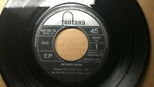 The Pretty Things- Come See Me/ LSD/ Children/ My Time 1967 Fontana Freakbeat EP