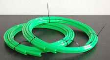 Protezioni cerchi alluminio, colore verde, universali, alloy rims protector