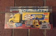 Disney Pixar Cars- RPM 64 Semi Hauler (New In Package).