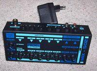 PROEL Mix 502 BLU Mixer 5 canali con Alimentatore 9 volts CASIO