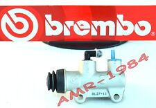 BREMSPUMPE BREMBO HINTEN PS 11 B -77677 SILBER KOMPLETT Radstand 40mm