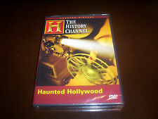 HAUNTED HOLLYWOOD Hauntings Stars Celebrity Ghosts Ghost History Channel DVD NEW