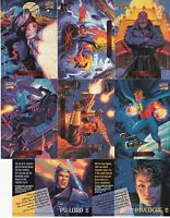 1994 Marvel Masterpieces Series 3 U pick 3 cards 1-140