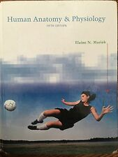 Human Anatomy and Physiology Hardcover Textbook WITH CD, Marieb, Fifth Edition