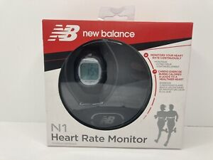 NB New Balance N1 Heart Rate Monitor Watch as Chronograph