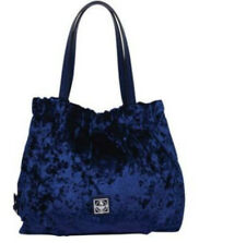 Catherine Catherine Malandrino Womens Ashleigh Navy Tote Handbag Medium 7218