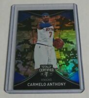 CARMELO ANTHONY - 2016/17 TOTALLY CERTIFIED - #29 - CAMO - #3/25 - KNICKS -