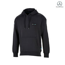 Herren-Sweatshirt mit Kapuze  Quilted Mercedes AMG Petronas F1 Team 2015 (M)