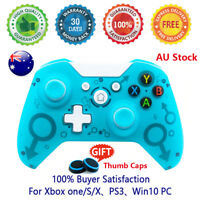🔥 Wireless Controller For Xbox One/Slim S/X Game Gamepad PC Gaming Pink Blue