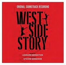 West Side Story - Original Soundtrack Recording 180g Vinyl LP Record NEW SEALED