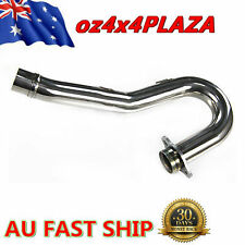 Stainless Stainless Exhaust Header Pipe for Honda CRF450R 2005 OZ