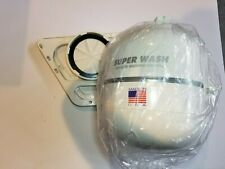 Super Wash - Manual Clothes Washer - Mobile Hand Powered - Made In USA