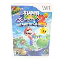 Super Mario Galaxy 2 Nintendo Wii 2010