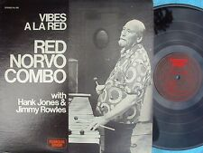 Red Norvo Combo ORIG US LP Vibes A La Red NM '75 Famous Dorr Jazz Cool