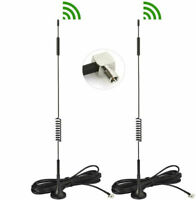 Huawei E8372h-153 HiLink 4G LTE USB-Modem WIFI-Hotspot-Antenne TS9 Antenne 2St