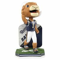 Los Angeles Rams Rampage Mascot Name and Number Bobblehead NFL