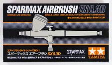 Tamiya 74801 Sparmax Airbrush SX 0.3D (0.3mm nozzle)