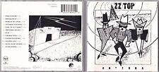 CD 12 TITRES ZZ TOP ANTENNA DE 1994 EUROPE