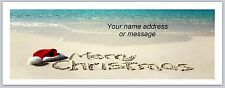 30 Personalized Return Address Labels Christmas Buy 3 get 1 free (bo 878)