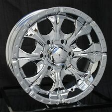 16 inch Chrome Wheels/Rims GMC Chevy 1500 6 Lug Truck Avalanche Yukon Helo Maxx