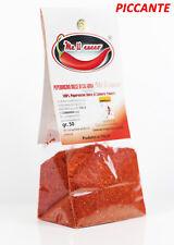 Peperoncino di Calabria in polvere Piccante senza additivi e conservanti 50 g