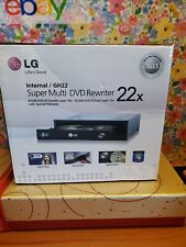 LG GH22LS40 Internal Super Multi DVD-RW 22x