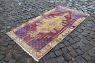 Bohemian rug, Vintage rug, Wool rug, Handmade rug, Area rug   3,0 x 5,3 ft
