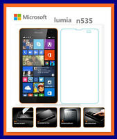Vetro temprato pellicola protettiva display per Nokia Lumia 535