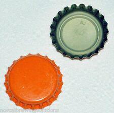 144 Count Unused ORANGE OXYGEN ABSORBING BOTTLE CAPS Crowns Beer Soda Homebrew