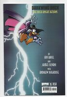 Darkwing Duck #1 2nd Print (2010) Boom Studios Dark Knight Returns Homage RARE