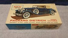 Vintage 1960's Hubley 1:22 Scale #4863 Packard Dietrich *Complete*