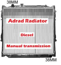 Radiator Toyota Prado Landcruiser KZJ95R 3L 1KZ 96-03 T Diesel Maunal 4Cly Adrad