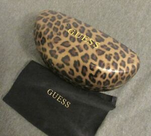 GUESS SUNGLASSES SPECTACLES HARD CASE ! GREAT