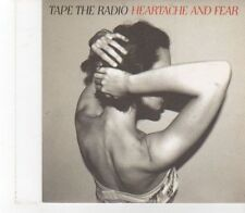 (FX227) Tape The Radio, Heartache And Fear - 2011 DJ CD