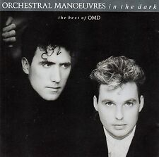 ORCHESTRAL MANOEUVRES IN THE DARK (OMD) : THE BEST OF / CD - TOP-ZUSTAND