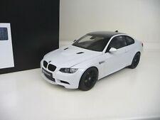 1:18 Kyosho BMW M3 E92 Coupe Alpine weiss 2005-2013 NEU NEW