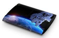 Playstation 3 Super SLIM Aufkleber PS3 Skin Sticker Schutzfolie Astronaut