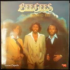 *** 33 TOURS LP VINYL / BEE GEES - ANOS DORADOS 1975-1980 *RSO REC / ESPAGNE ***