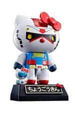 HELLO KITTY - Chogokin Gundam Hello Kitty Diecast & ABS Figure