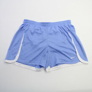 Nike Team Athletic Shorts Women's Light Blue/White New with Tags